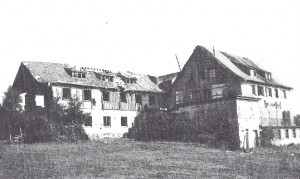Hotel Hollerather Hof 1945